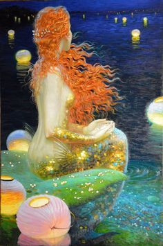 "Détournements Mineurs — ""Mermaids"" by Victor Nizovtsev."
