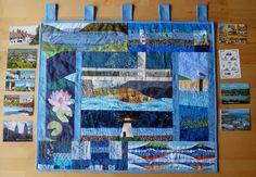 Birgit näht: Meine Quilts