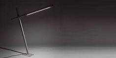 taylor donsker - cantilevered floor lamp