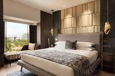 BTR workshop refreshes hotel jen tanglin singapore with bold interiors designboom