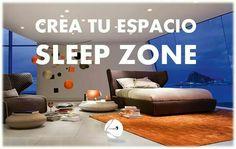 Queremos ver ese rinconcito donde descansas, ese lugar especial decorado por tí, queremos darte ideas, queremos compartir, ¿y tú, nos enseñas tu SLEEP ZONE?