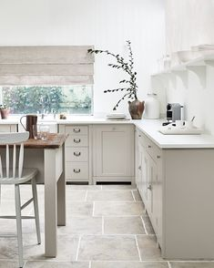 Suffolk kitchens, shaker-style design | Neptune