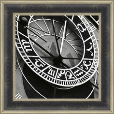 Tangletown Fine Art Pieces Of Time I by Tony Koukos Framed Photographic Print