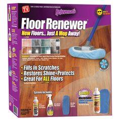 Rejuvenate Floor Renewer Kit with Free Bonus