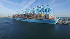 Shipping Giant Maersk May Not Be Sunk But it Sure is Taking on Water