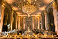 baktobach - Vue Photography wedding reception decor The Biltmore Atlanta- the Georgian Ballroom