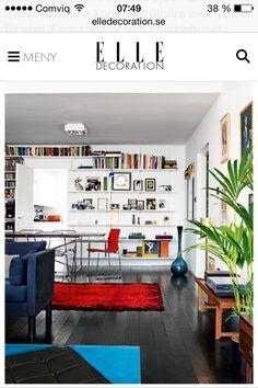 Inspiration vardagsrummet.