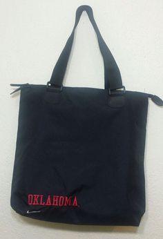 98140e4d41d Nike Oklahoma Sooners Insulated Tote Bag University of Oklahoma OU Carry  Bag  Nike  OklahomaSooners
