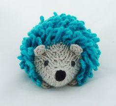 knitting amigurumi