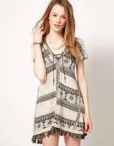 Free People Blanket Festival Tunic