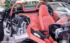 Boxster 986 cutaway