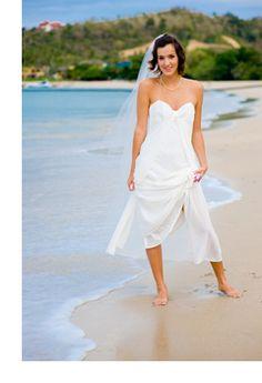Casual Beach Wedding Dresses | Beach Casual Wedding Dress