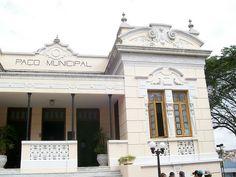 Paço Municipal de Itatiba,SP