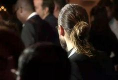 Jared Leto on the red carpet 1/11/14 at @LAFilmCritics Association Awards