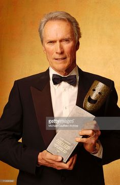 Clint Eastwood during Ninth Annual Screen Actors Guild Awards - Gallery at The Shrine Auditorium in Los Angeles, California, United States. Get premium, high resolution news photos at Getty Images Clint And Scott Eastwood, Actor Clint Eastwood, Oscar Winning Movies, World Star, Cinema, Film Director, Best Actor, Hollywood Stars, American Actors