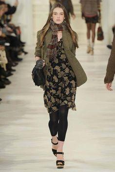 Ralph Lauren RTW Fall 2014 - Slideshow - Runway, Fashion Week, Fashion Shows, Reviews and Fashion Images - WWD.com