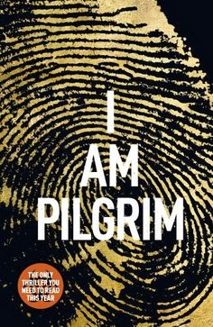 "I Am Pilgrim by Terry Hayes. ""Awesome! also very thick. Really, the only thriller you'll have to read this year. Puts real life things into connection..."" - Susanne"