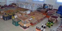 Εξαρθρώθηκε κύκλωμα παρασκευής λαθραίων ποτών σε Κατερίνη και Θεσσαλονίκη Alpha Sigma Alpha, Sigma Kappa, Theta