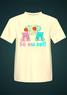 7859614747c 13 melhores imagens de Modelos de Camisa para Chá de Revelação - JD ...