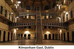 Visit the Kilmainham Gaol on the 2016 IRELAND'S ROAD TO FREEDOM - 9 Days/8 Nights escorted coach tour of Ireland.  This special itinerary focusses on the fight for Irish Independence, especially the events of the 1916 Rising as well as earlier rebellions, later civil war and eventual political freedom. #1916Rising #politicalIreland #Freewifi #cietours #escortedtour #Ireland #coachtour www.cietours.com