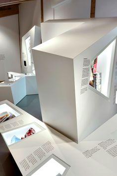 The Way to Nature. Holzer Kobler Architekturen. #exhibit