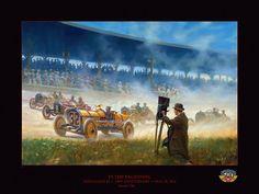Motorcycle Art, Harley-Davidson Posters | Uhl Studios