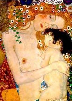 Mis cuadros preferidos de Klimt