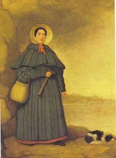 A Formal Portrait of Mary Anning