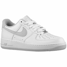 Nike Air Force 1 - Low - Men's $89.99 Selected Style: White/Pure Platinum