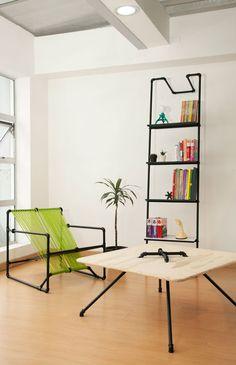 DIY Industrial-Like Furniture