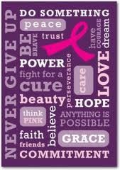 a beautiful picture of all the things that are positive about this disease!!