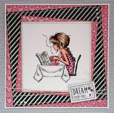 LOTV - Jasmine Coffee with Set 100 Teenage Sentiments by Kat Waskett
