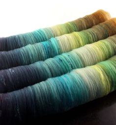 Moonrover Batts no. 118    (2 ounces) on etsy