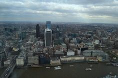 London - the Shard's view