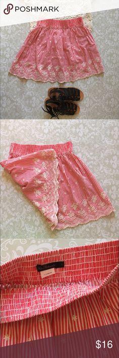 Amazing 100% cotton skirt 100% cotton skirt from Russian fashion designer Kira Plastinina. Size S. Kira Plastinina  Skirts Mini