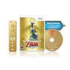 The Legend of Zelda: Skyward Sword (2011, Nintendo Wii)
