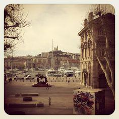 Place Bargemon Marseille #mp2013 vue du #PavillonM