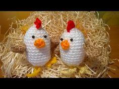 Tutorial Ippopotamo Uncinetto - Amigurumi Hippopotamus Crochet - Hipopotamo Crochet - YouTube