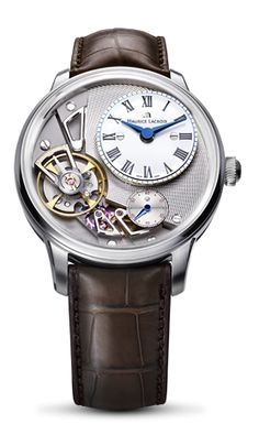 In the past major discoveries have been made by observing life from a different perspective, questioning all seemingly given facts and, at times, challenging convention with creative genius. This is a culture familiar to Maurice Lacroix.  The Swiss company has repeatedly sought to conceive interesting timepieces...