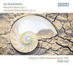 Missa divi Xaverii, ZWV.12 / Jan Dismas Zelenka. 3 ZEL