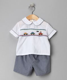 smocked cars, cute for when out grow jonjons