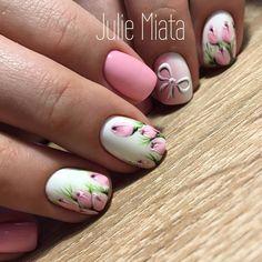 "192 Likes, 5 Comments - MIATA NAILS studio (@julie_miata_nails) on Instagram: ""Дизайн выполнен вручную #рисункинаногтях #дизайнногтейспб #ручнаяроспись #дизайнвручную #нейларт…"""