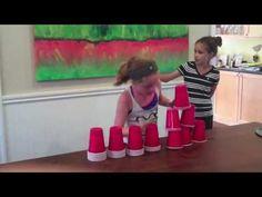 Stack Attack Minute To Win It Tween Challenge