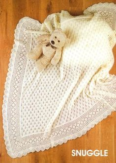 Paton's Baby World Baby Knitting Patterns, Baby Cardigan Knitting Pattern Free, Knitting Terms, Crochet Blanket Patterns, Baby Blanket Crochet, Baby Patterns, Crochet Baby, Baby Christening Gifts, Baby Shawl