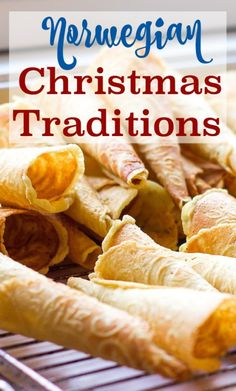 Christmas is a huge deal in Norway, and Norwegian Christmas traditions make the most of the holiday during the dark days of winter. Click through to read how magical Christmas in Norway can be, including traditional Christmas cookies, lutefisk, and julebord!