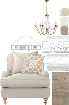 Ease, Please., created by stylegeek on Polyvore