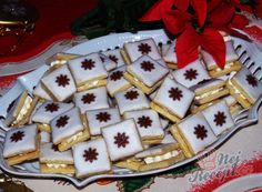 Christmas Sweets, Christmas Candy, Christmas Baking, Christmas Cookies, Biscotti Cookies, Desert Recipes, Graham Crackers, Recipe Box, Waffles
