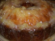 Stefanies Cooking Spot: Pineapple Cake