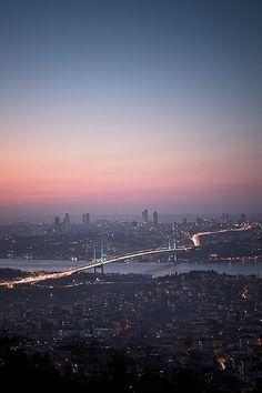 Bosphorus Bridge | Patrick Frauchiger | Flickr