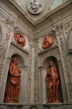 King Sigismund Chapel at  Cracow Cathedral, Poland, Wawel, Bartolommeo Berecci / Kaplica Zygmuntowska, Katedra Krakowska, Wawel, Polska. Fot. Agnieszka Łońska